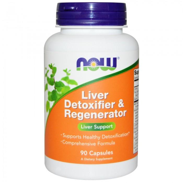 Liver Detoxifier & Regenerator (90 капсулы)