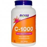 C-1000 with bioflavonoids (250 таблетки)