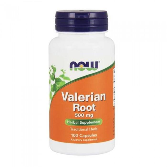 Valerian Root 500 mg (100 veg капсулы)