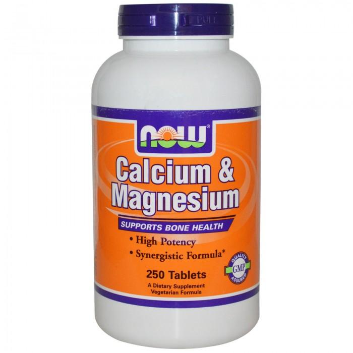 Calcium & Magnesium (250 таблетс)