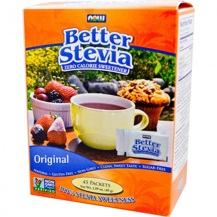 Better Stevia 45 packets (45 гр)