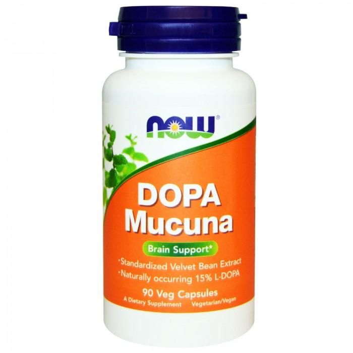 DOPA Mucuna (90 veg капсулы)
