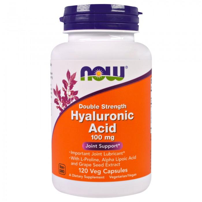 Hyaluronic Acid (120 veg капсулы)