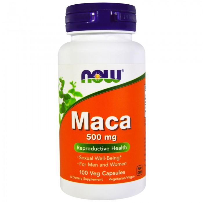 Maca 500 mg (100 veg капсулы)