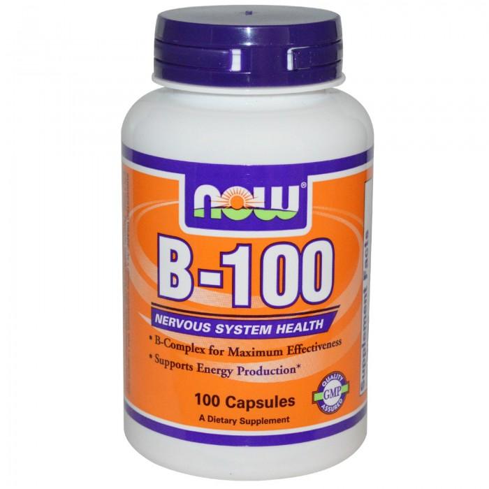 B-100 (100 veg капсулы)