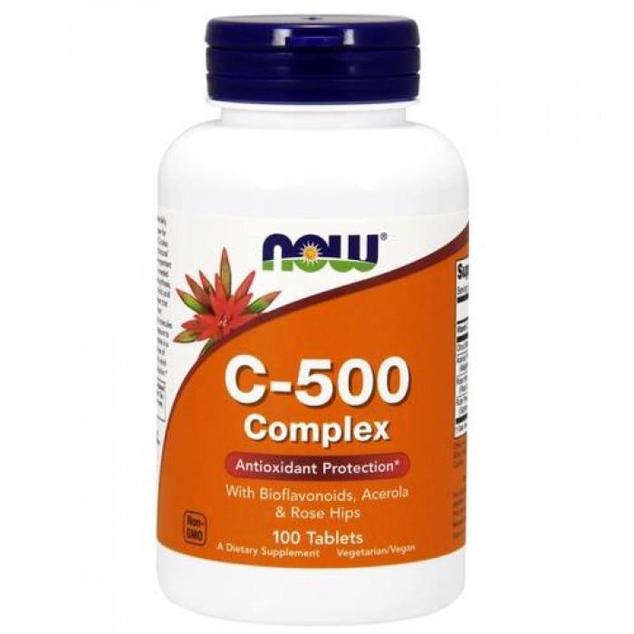 C-500 Complex (100 таблетс)
