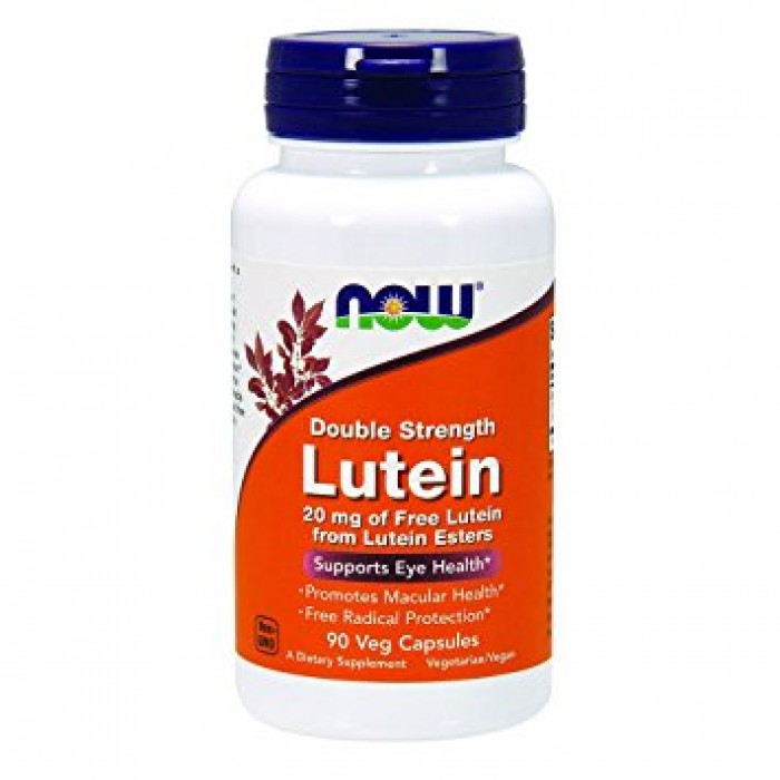 Lutein 20 mg (90 veg капсулы)