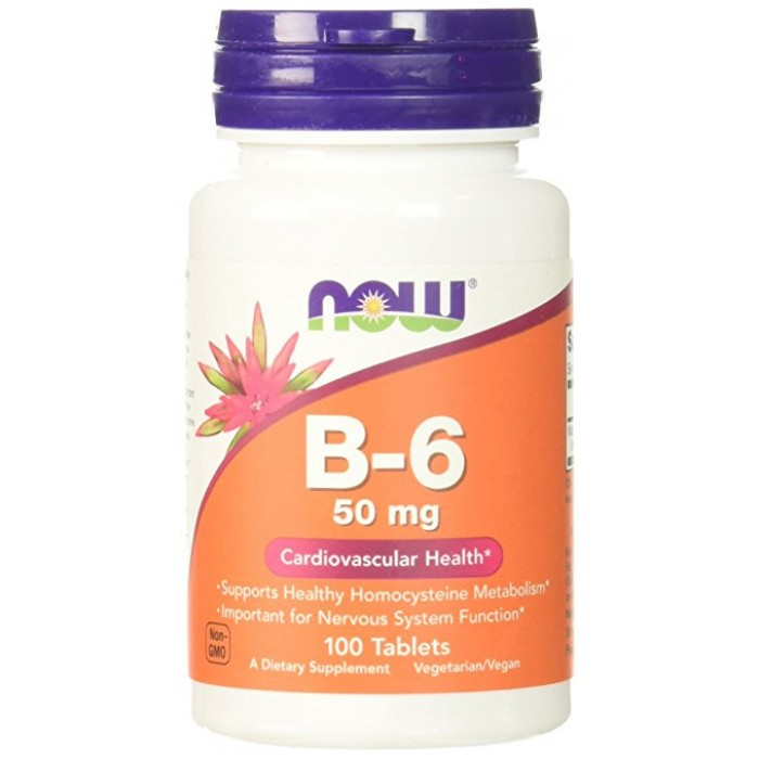 B-6 50 mg (100 таблетс)