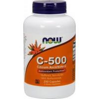 C-500 Calcium Ascorbate-C (250 капсулы)