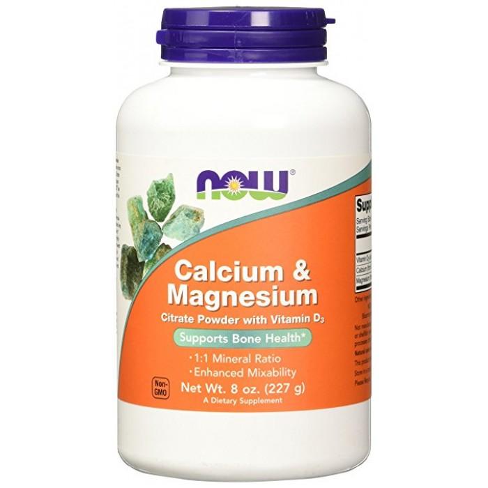Calcium & Magnesium (227 гр)