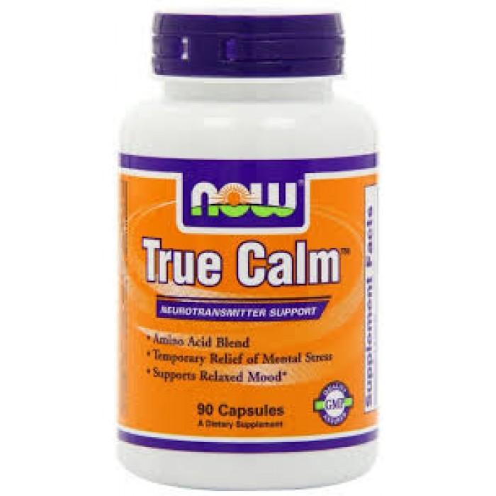 True Calm Amino Relaxer (90 veg капсулы)