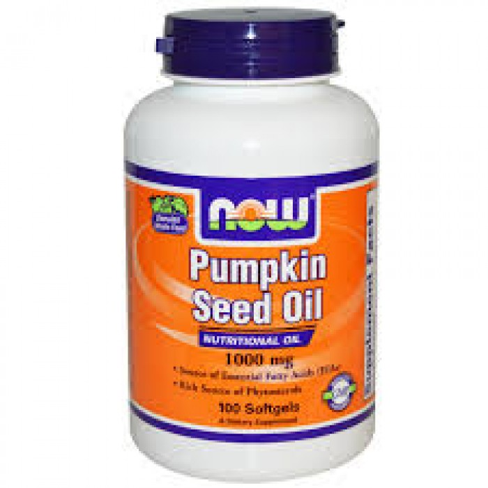 Pumpkin Seed Oil (100 softgels)