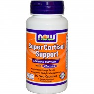 Super Cortisol Support (90 veg капсулы)