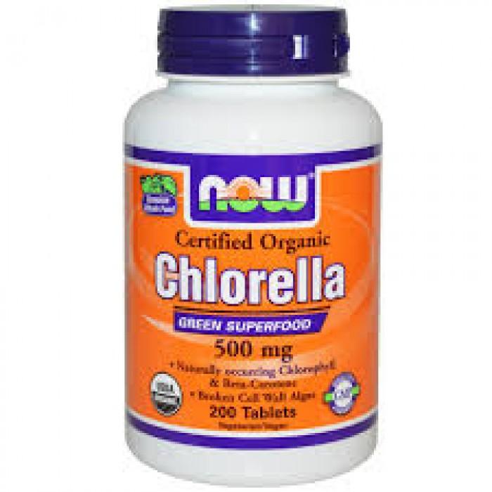 Chlorella 500 mg (200 таблетс)