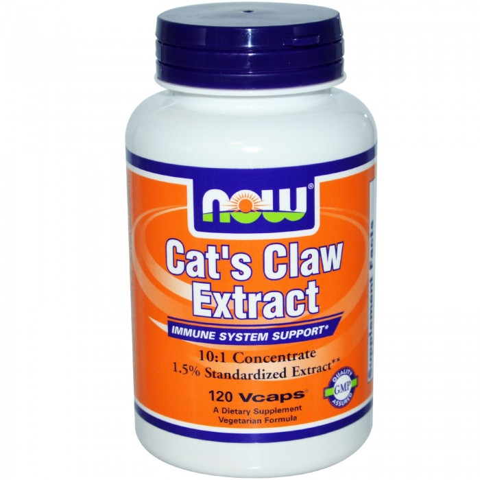 Cat`s Claw Extract (120 veg капсулы)