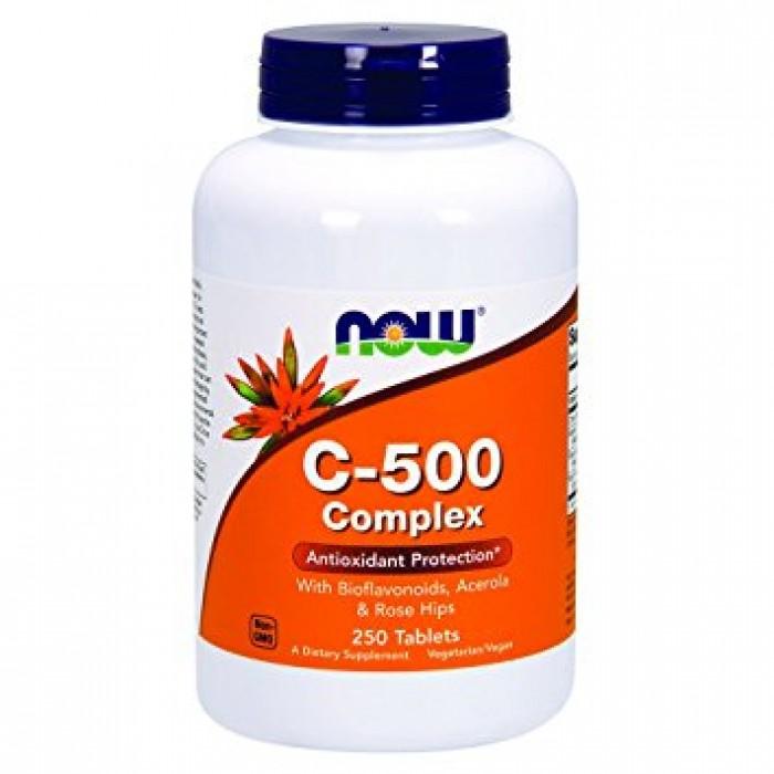 C-500 Complex (250 таблетс)