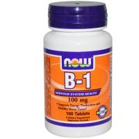 B-1 100 mg (100 таблетс)