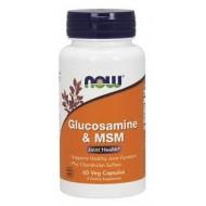 Glucosamine & MSM (60 veg капсулы)