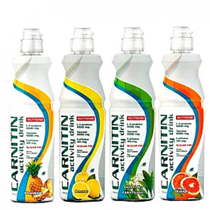 ND Carnitin drink (без кофеина) 750 мл