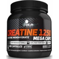 Creatine Mega Caps 1250 (400 капсул)