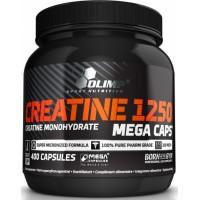 Creatine Mega Caps 1250 (400 капсул)
