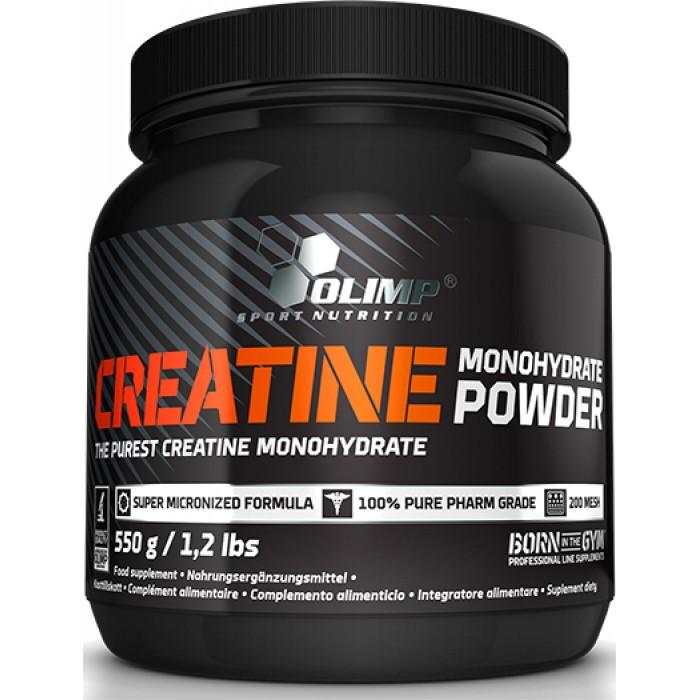 Creatine Monohydrate Powder (550 грамм)