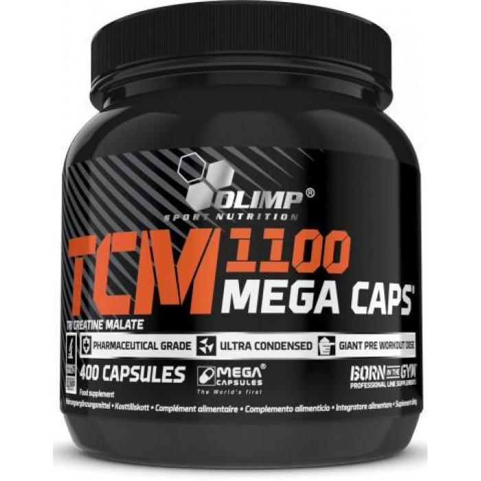 TCM Mega Caps 1100 (400 капсул)