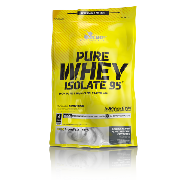 Pure Whey Isolate 95 (600 гр)