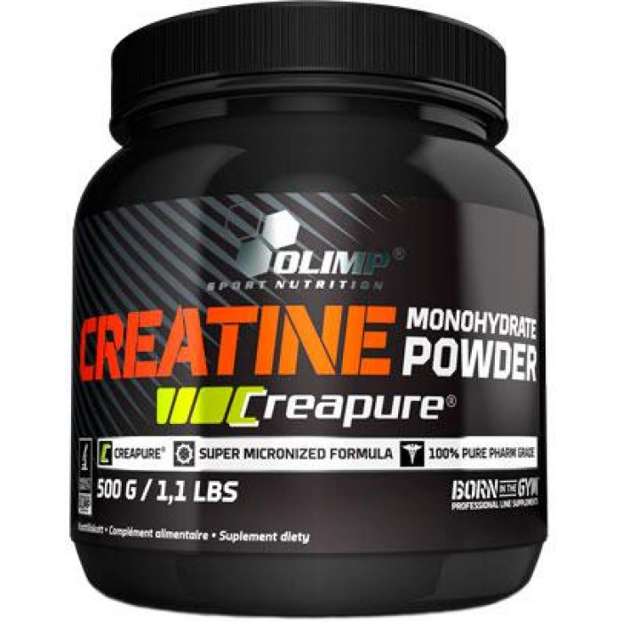 Creatine Monohydrate Powder Creapure (500 грамм)