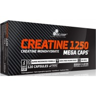 Creatine Mega Caps 1250 (120 капсул)