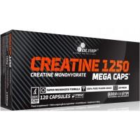 Creatine Mega Caps 1250 (120 капсул)
