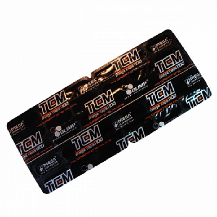 TCM Mega Caps 1100 (1 блистер)