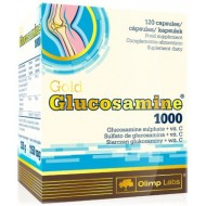 Gold Glucosamine 1000 (120 капсул)
