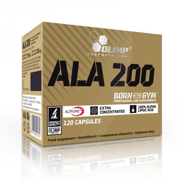 ALA 200 (120 капсул)