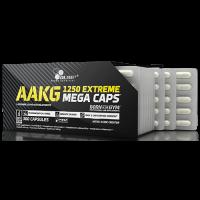 AAKG 1250 Extreme Mega Caps (300 капсул)