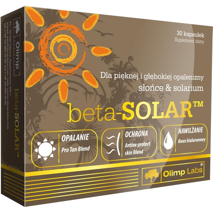 Beta Solar (30 капсул)
