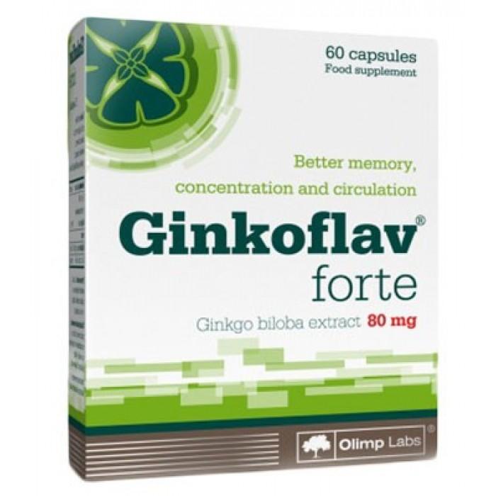 Ginkoflav Forte (60 капсул)