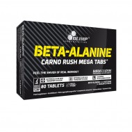 Beta-Alanine Carno Rush (80 таблетс)