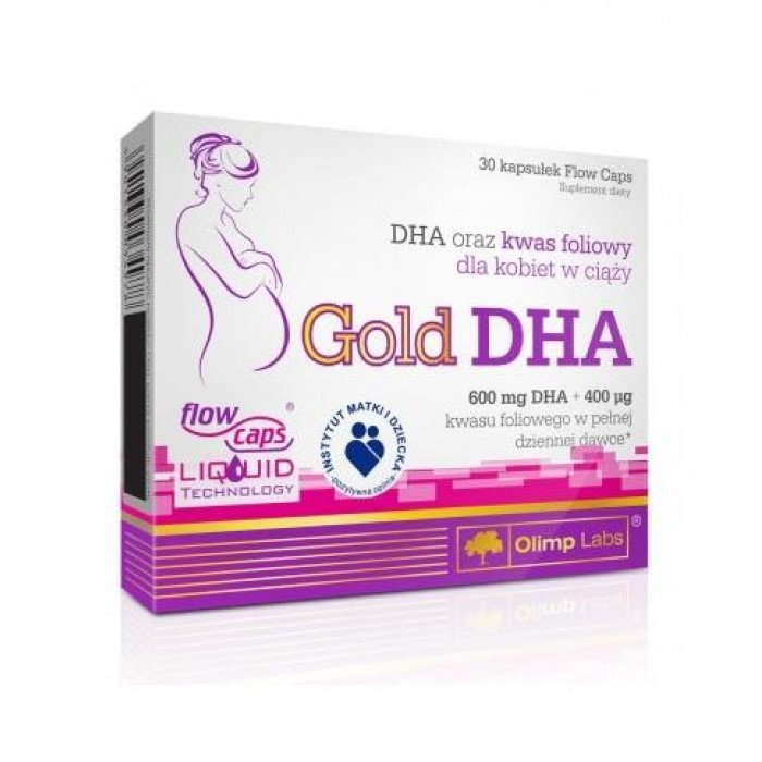 Gold DHA (30 капсулы)