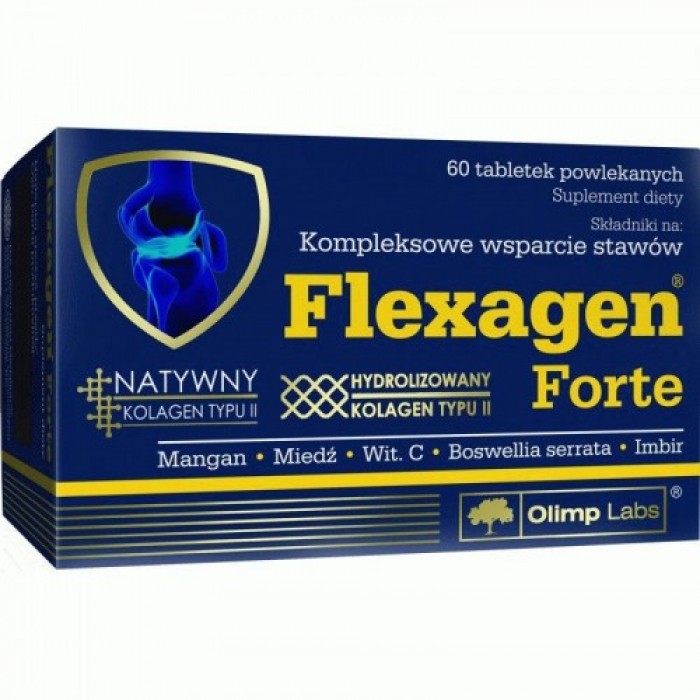 Flexagen Forte (60 таблетс)