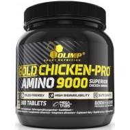Gold Chicken-Pro Amino 9000 (300 таблетс)