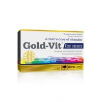 Gold-Vit For Men (30 таблетс)