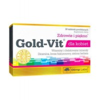 Gold-Vit For Women (30 таблетс)