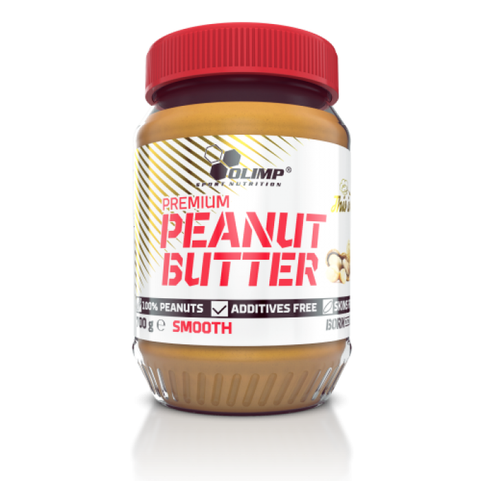 Premium Peanut Butter (350 грамм) crunchy