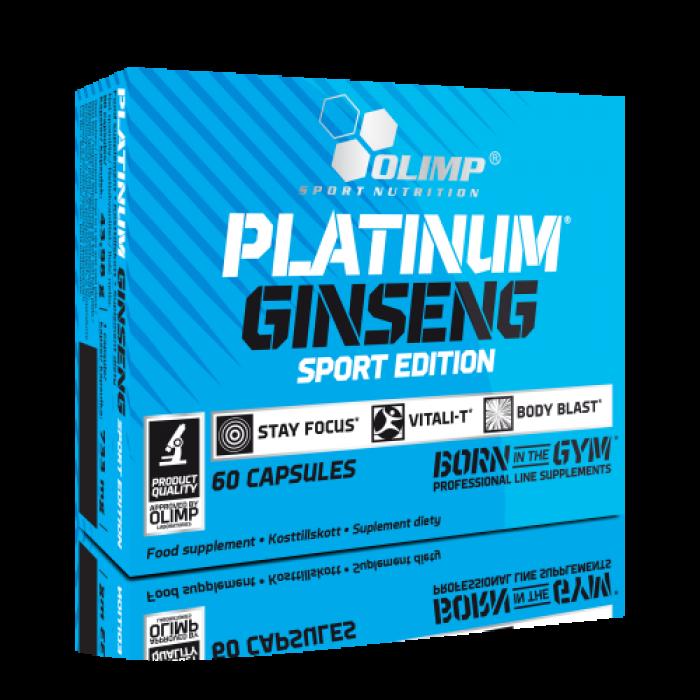 Platinum Ginseng Sport Edition (60 капсул)