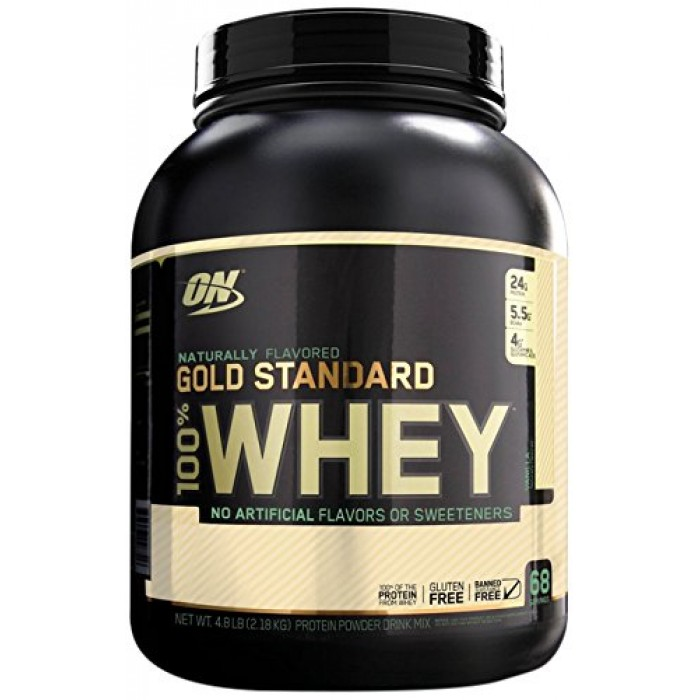 100% Whey Gold Standard Natural (2.2 кг)