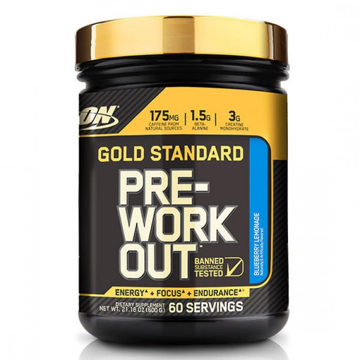 Pre-Workoutgold standard (60 порций)