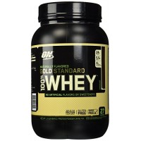 100% Whey Gold Standard Natural (909 грамм)