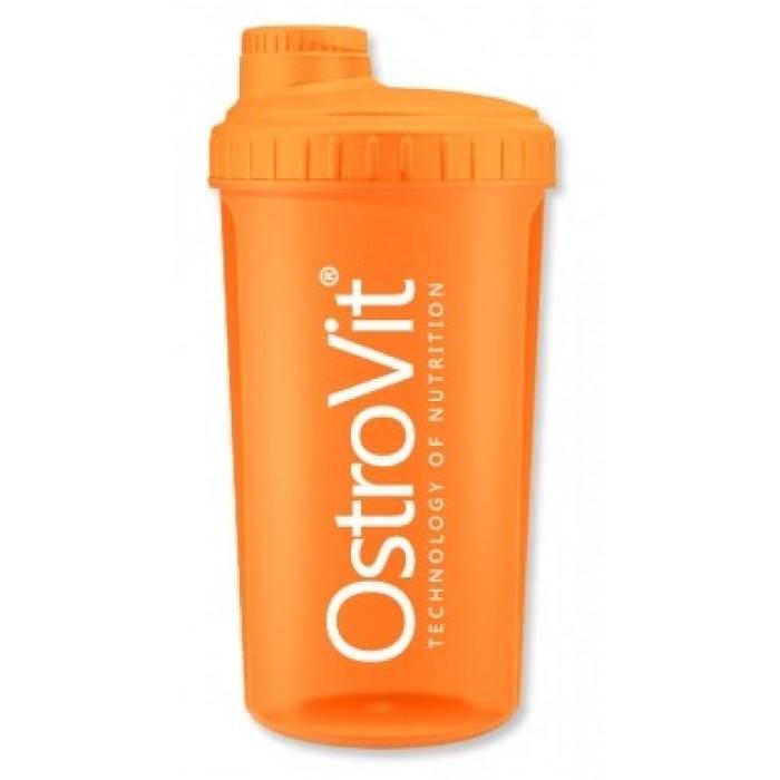 Шейкер (700 ml) - оранжевый