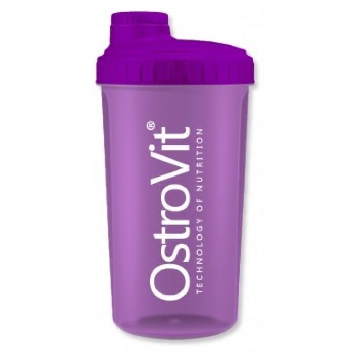 Шейкер (700 ml) - фиолетовый